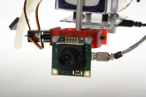 Gimball with camera